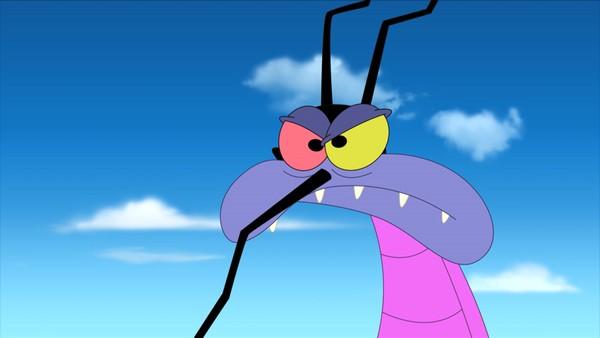 """<span class=""""kicker-title"""">Oggy og kakerlakkene:</span>Kakerlakker lager trøbbel"""