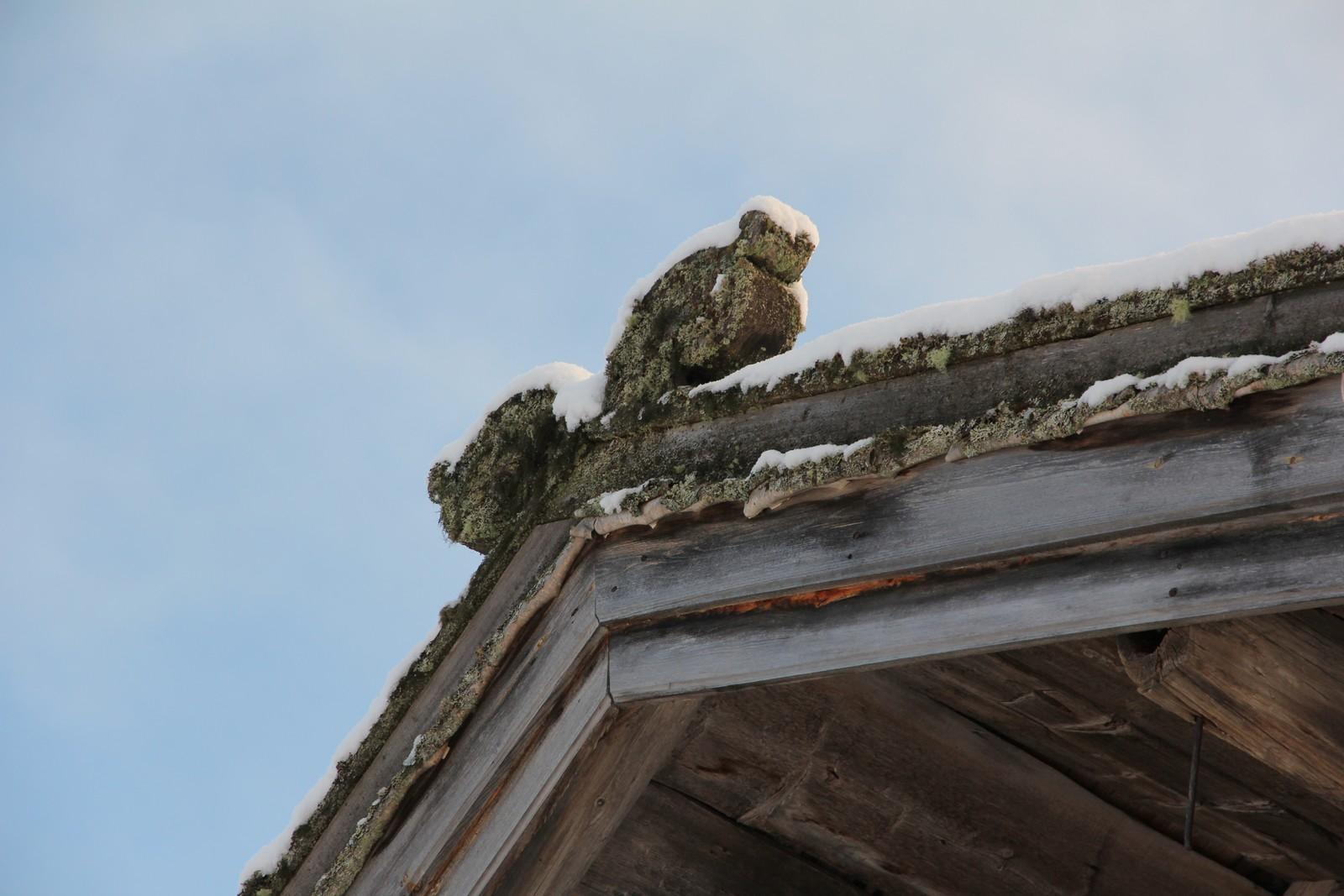 Klimaendringene skaper ekstra problemer for de gamle husene. Det viktigste vedlikeholdet er å holde taket tett.