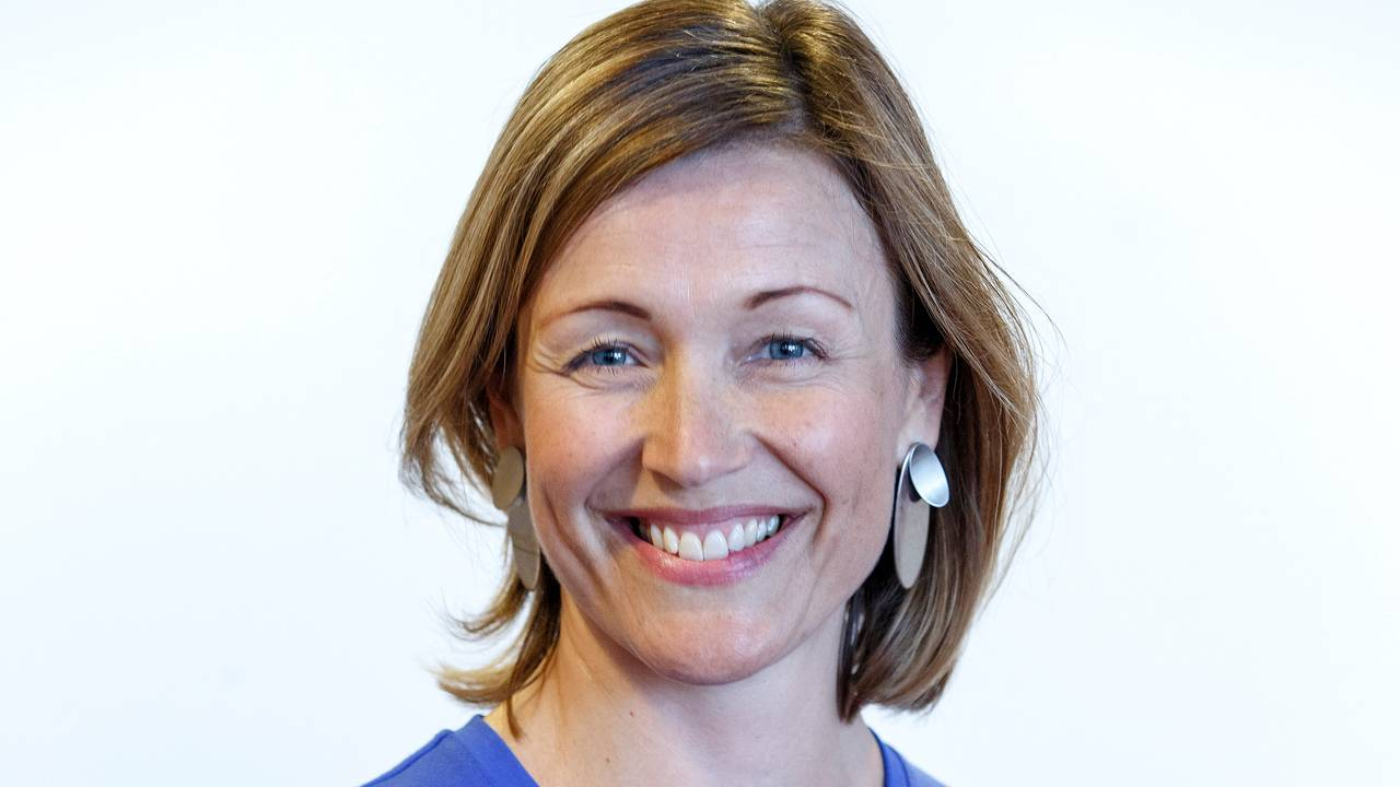 Kristin Danielsen, direktør i Kulturrådet