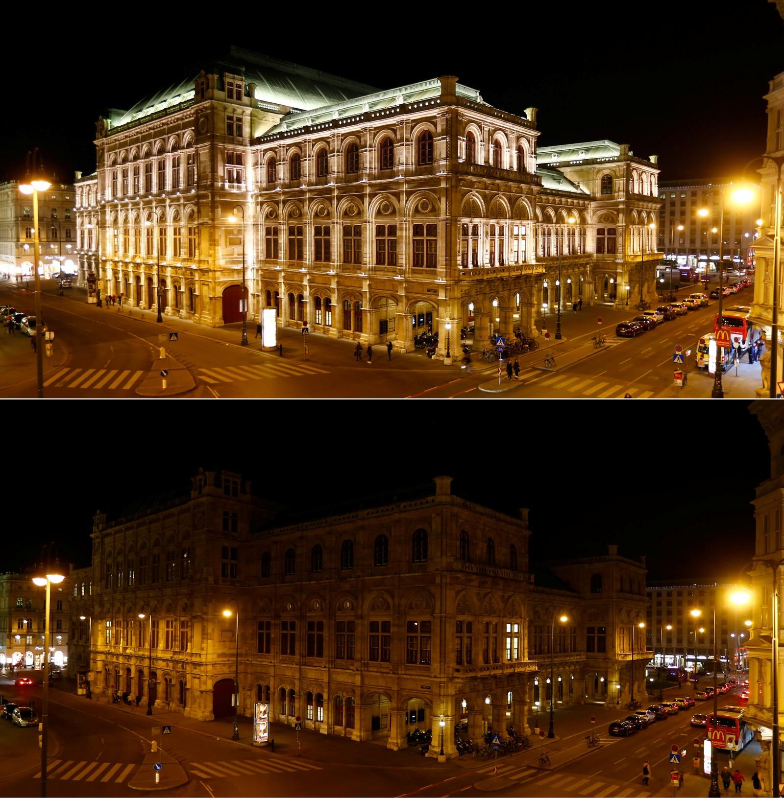 Operaen i Wien.