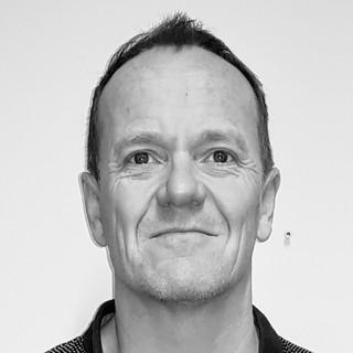 Bjørn Asle Nord og Ronald Hole Fossåskaret