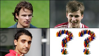 Henning Hauger, Havard Nordtveit og Mohammed Abdellaoue