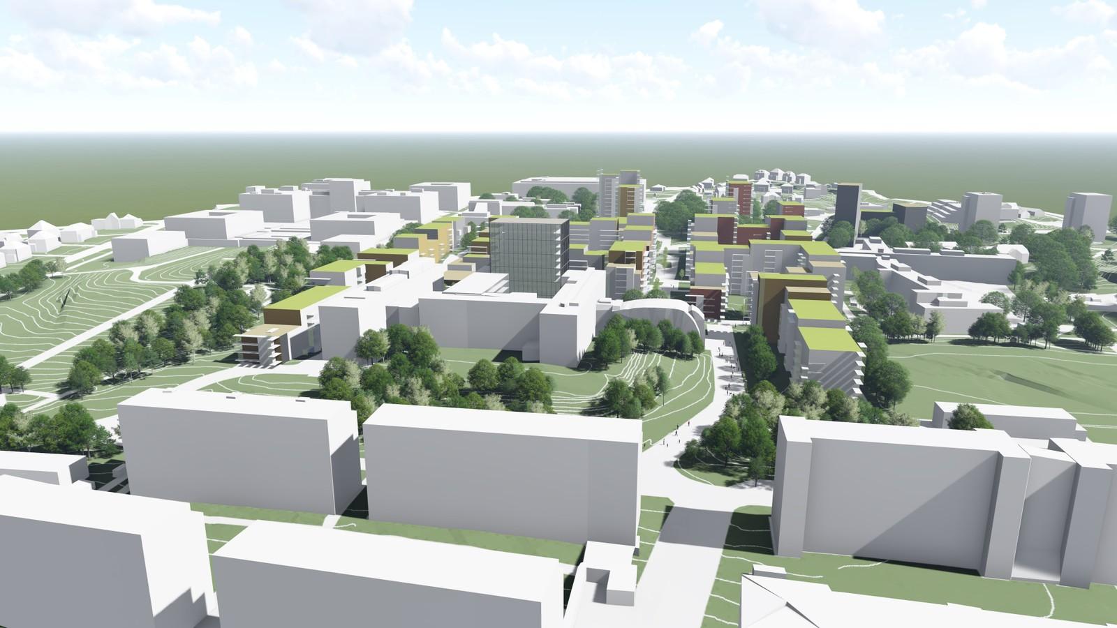 HRTB Arkitekter, Niels Torp Arkitekter og Code