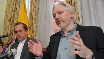 Wikileaks grunnlegger Julian Assange