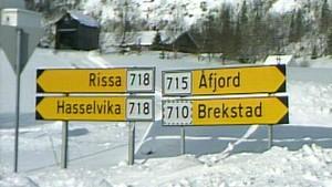 Mellom vinter og vår i Trøndelag