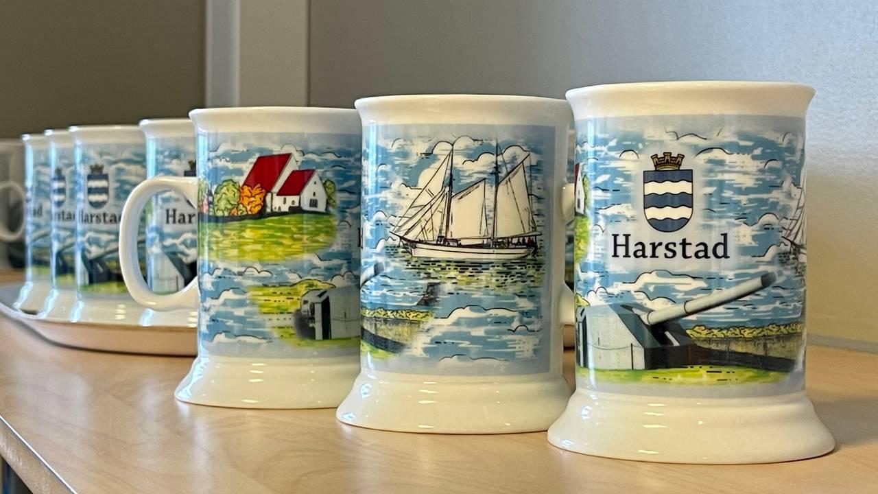 Harstad kommune sine krus