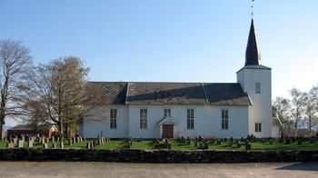 Stadsbygd kirke