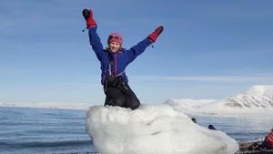 Finner de isbjørn på Svalbard?