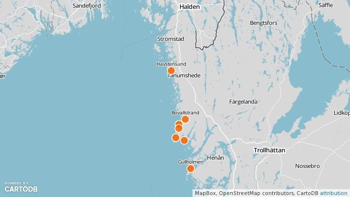 svenske vestkysten kart Roadradio fra vestkysten – NRK Østfold – Lokale nyheter, TV og radio svenske vestkysten kart