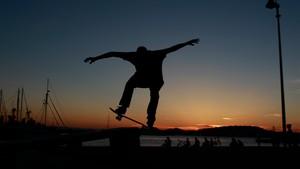 Opptak · NM-veka: Skating