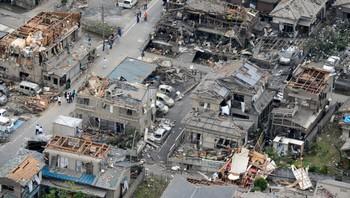 Tornado i Japan