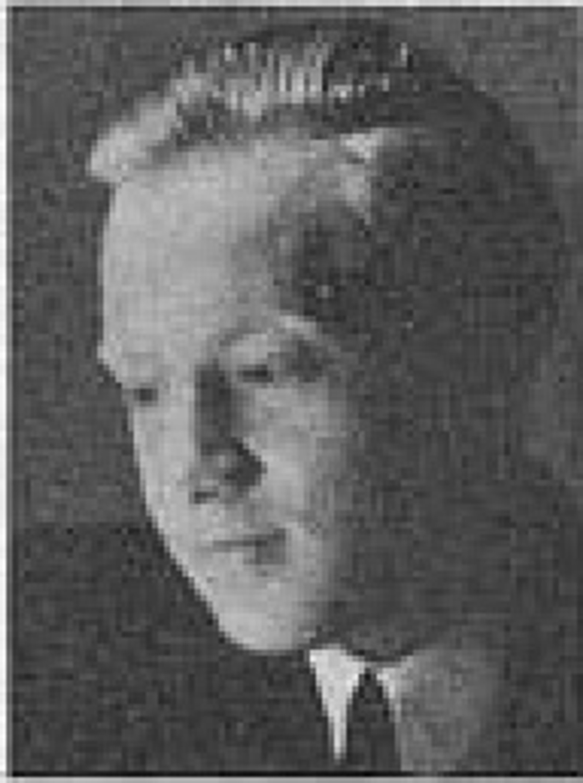 DØDE: Anders Christian Wernøe 1916-1944.