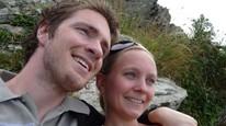 Paret Line Foss Hals og Morten Rivelsrud er begge advokater. Nå venter de sitt første barn sammen, og er spente på hvordan de skal kombinere karriere og familielivet.