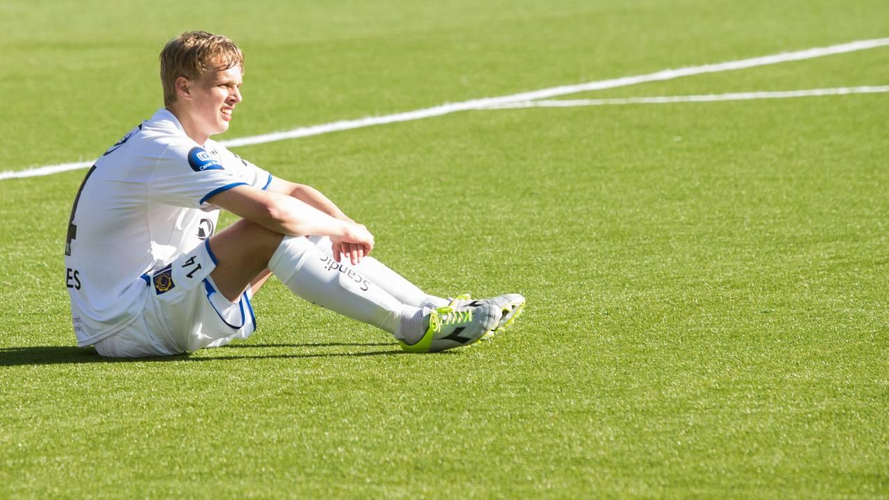 Ulrik Saltnes etter tap mot Aalesund