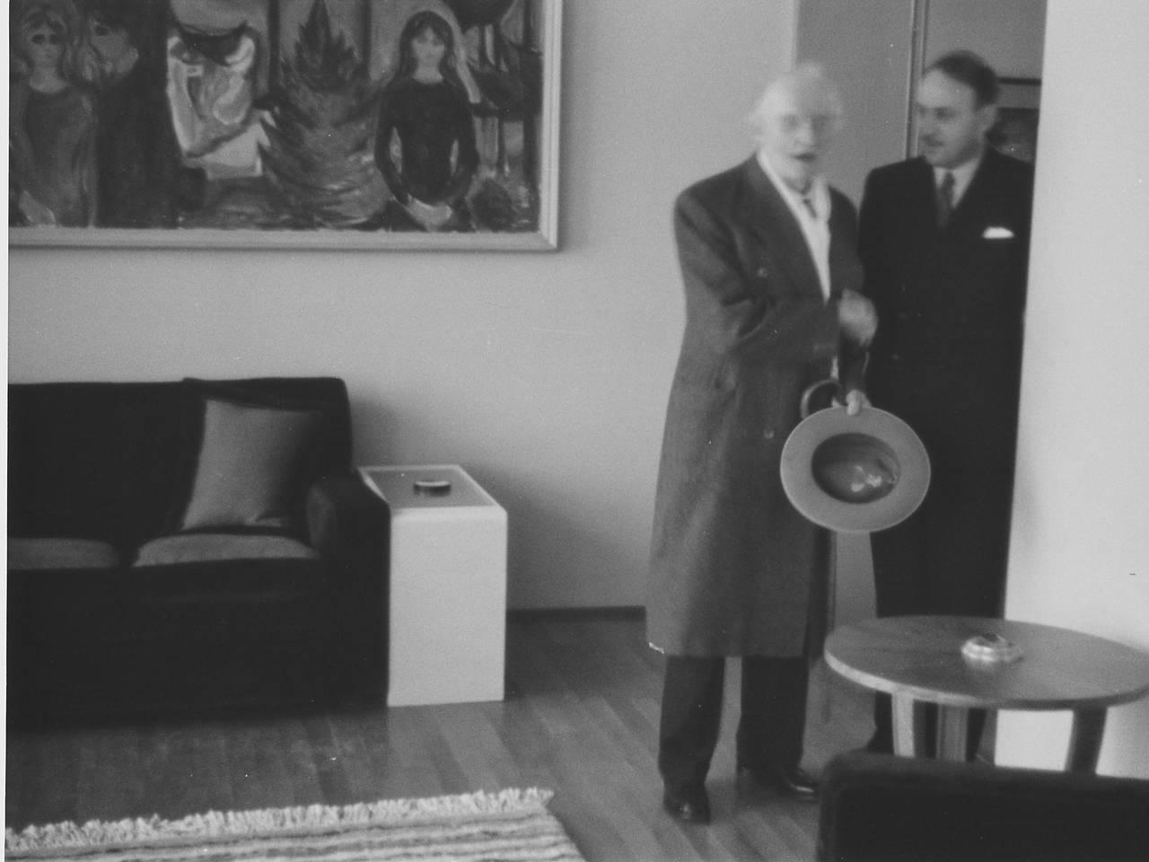Munch og Stenersen