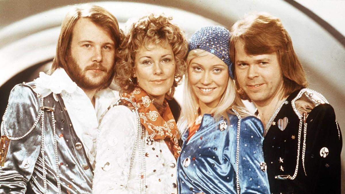 3778eb4161c ABBA har spilt inn ny musikk – NRK Kultur og underholdning