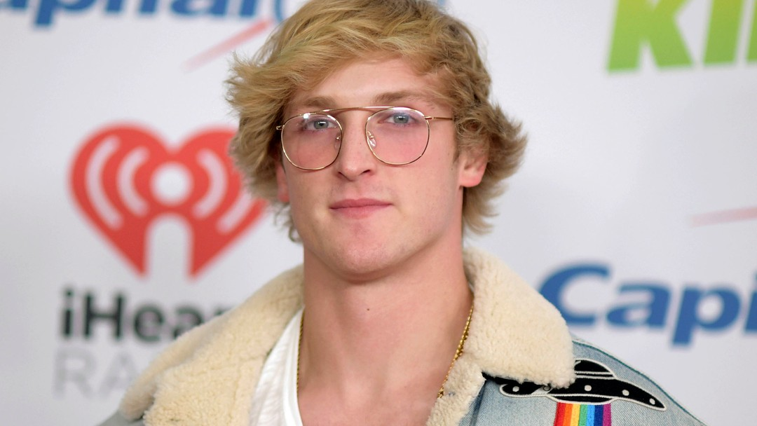 """FILE - In this Dec. 1, 2017 file photo, YouTube personality Logan Paul arrives at Jingle Ball in Inglewood, Calif. Paul describes himself as a """"good guy who made a bad decision"""" when he posted images of what appeared to be a suicide victim online, and says the backlash he's faced includes some calling for his own suicide. In an interview with ABC's """"Good Morning America"""" on Thursday, Feb. 1, 2018, Paul says that he realizes the impact of his actions, and believes the criticism he has received is fair. (Photo by Richard Shotwell/Invision/AP, File) Logan Paul"""
