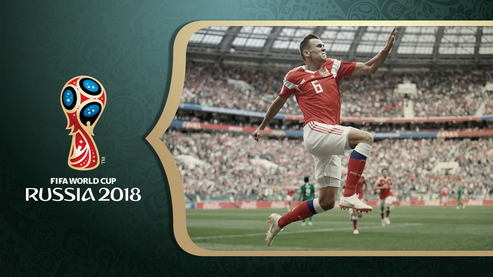 Fotball - VM: Russland - Egypt