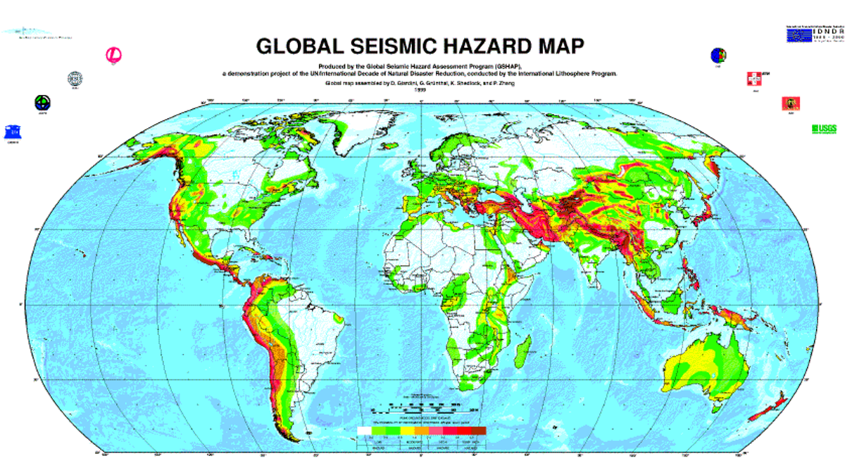 jordplater kart Utsatte jordskjelv områder – NRK Urix – Utenriksnyheter og  jordplater kart