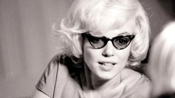Marilyn Monroe i desember 1961