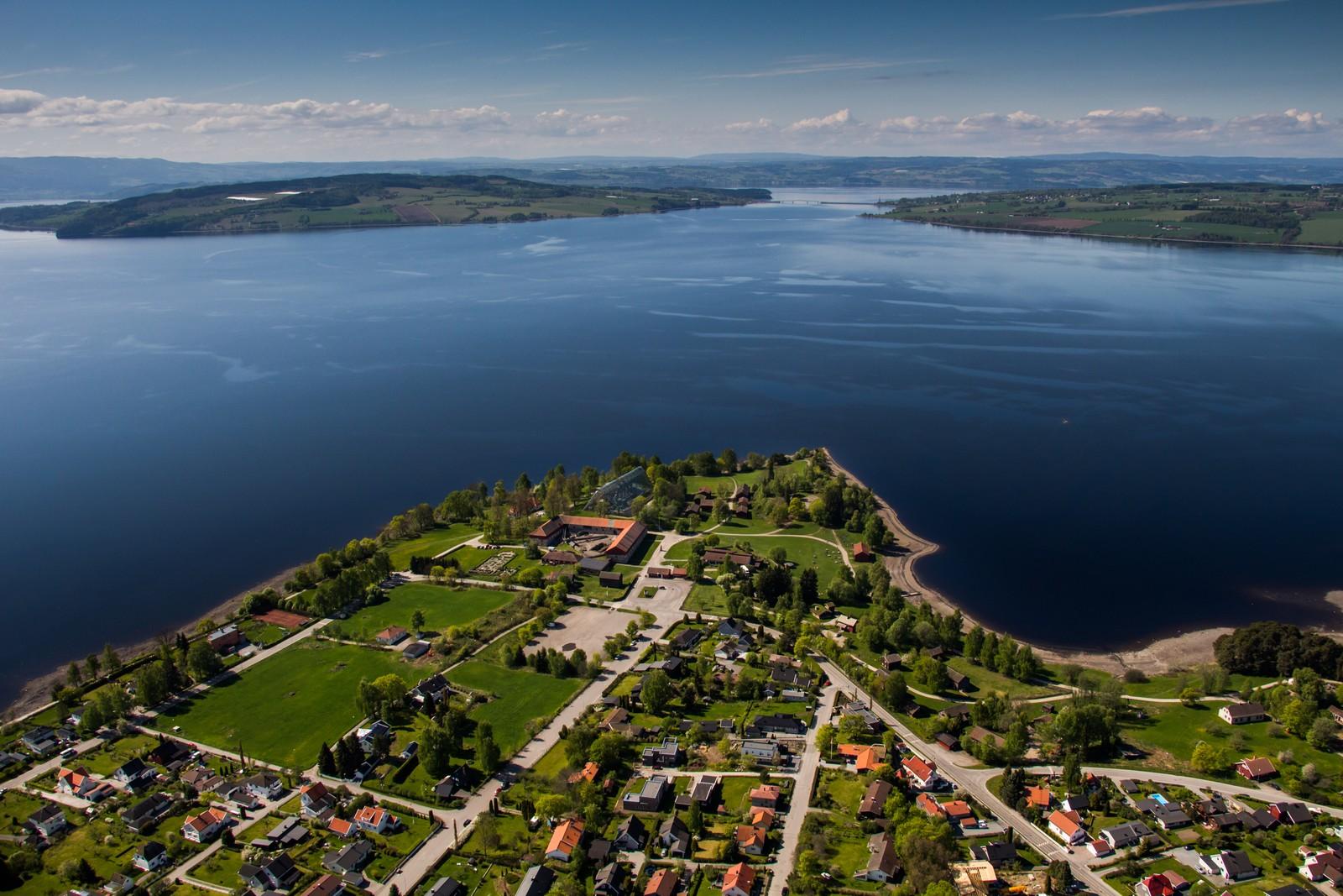 Domkirkeodden i Hedmark