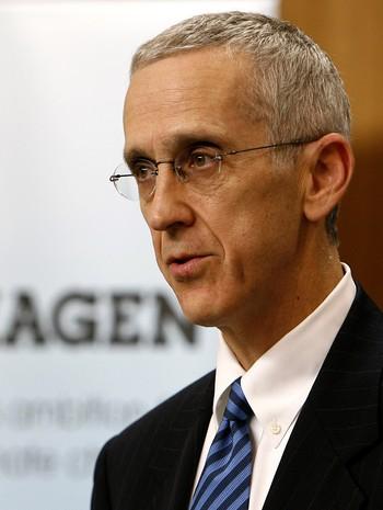 USAs klimaforhandler Todd Stern