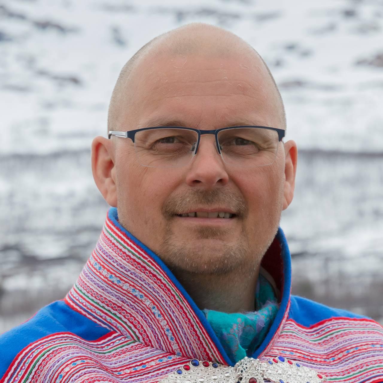 Bilde av Nils Ante Oskal Eira (43)