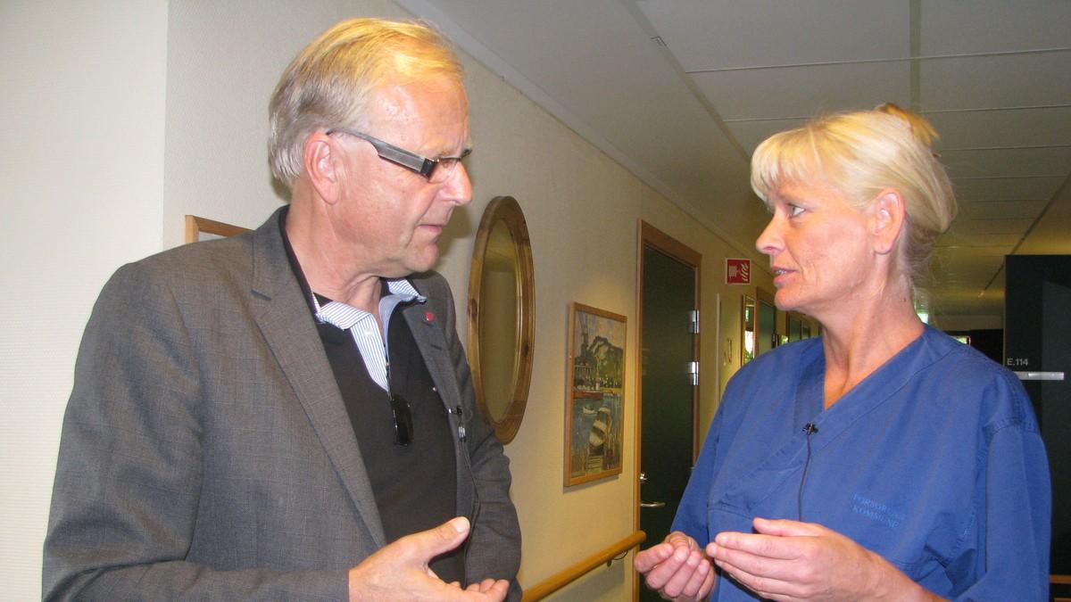 Ufaglærte gjør ulovlig arbeid – NRK Telemark – Lokale nyheter, TV og radio