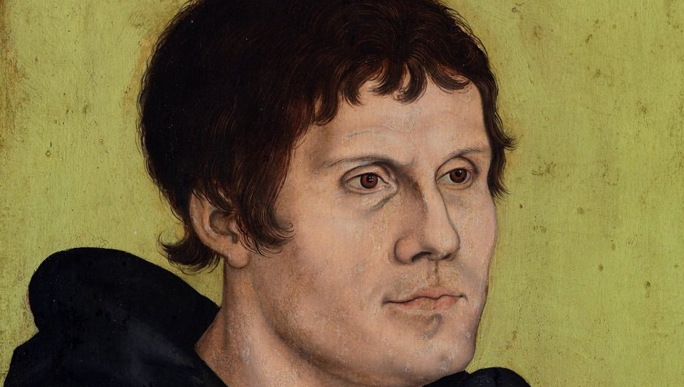 Da Luther kom til Norge