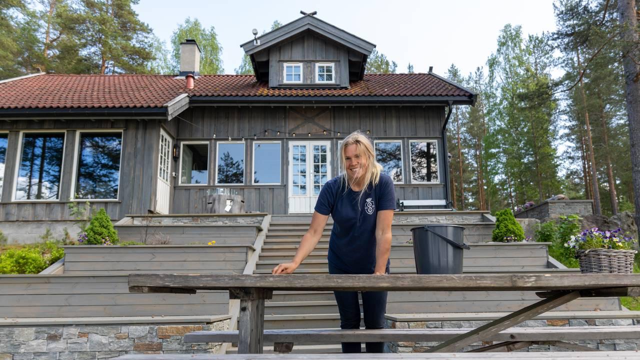 Live Svalastog Skinnes på Nedre Skinnes gård