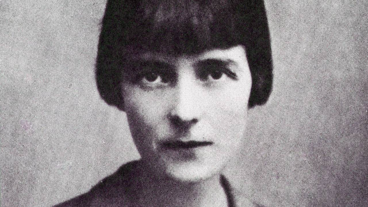 Forfatteren Katherine Mansfield