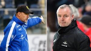 Fotball - NM menn (cupen): Semifinale, Rosenborg - Start