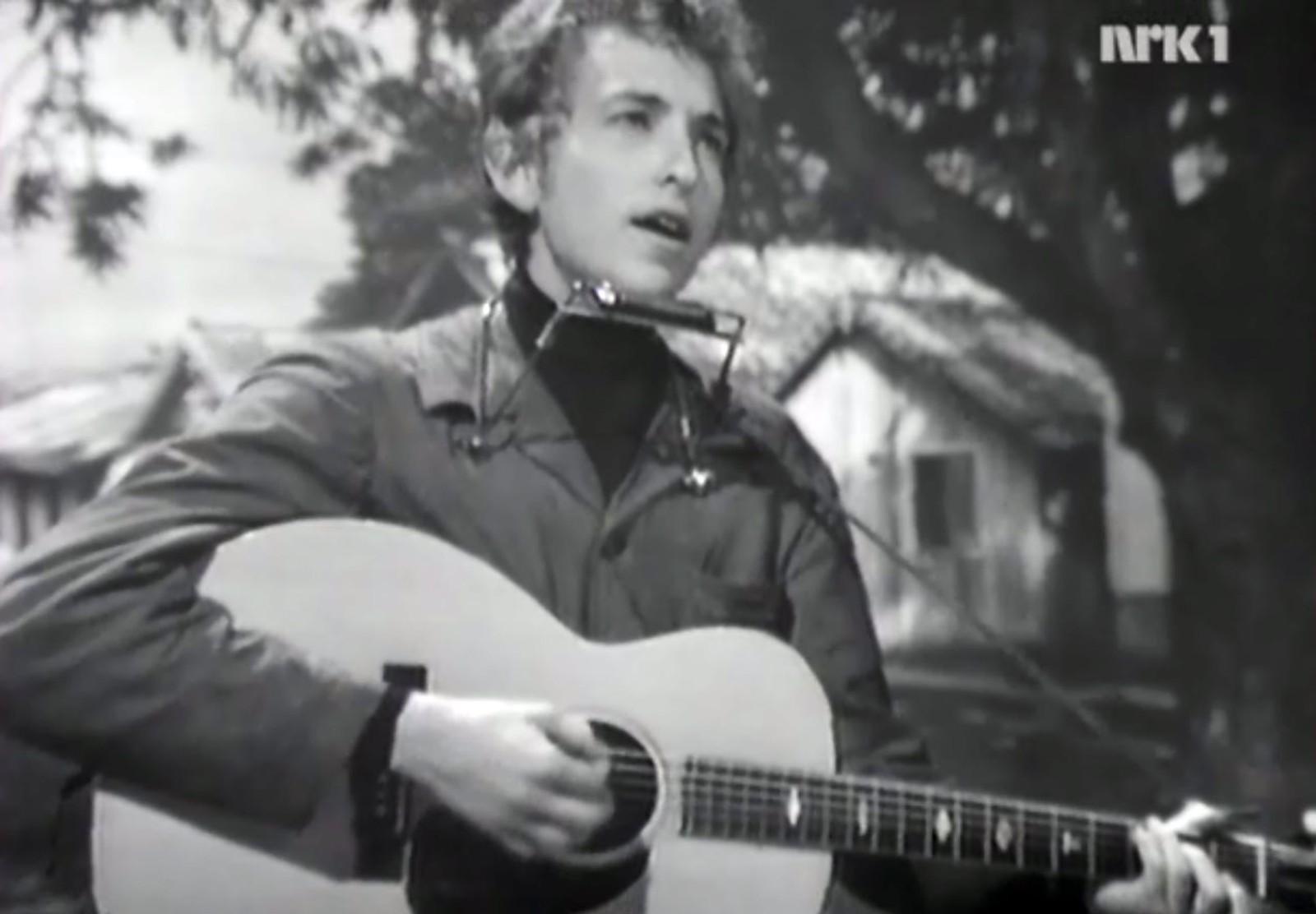 Artisten ble også vist på norsk tv på 60-tallet.