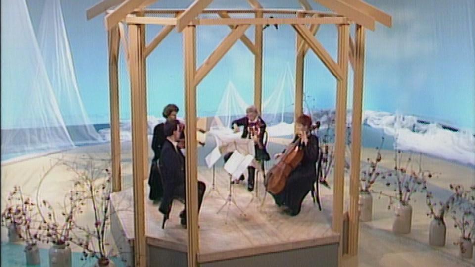 Strykekvartett 1956 av Arne Nordheim