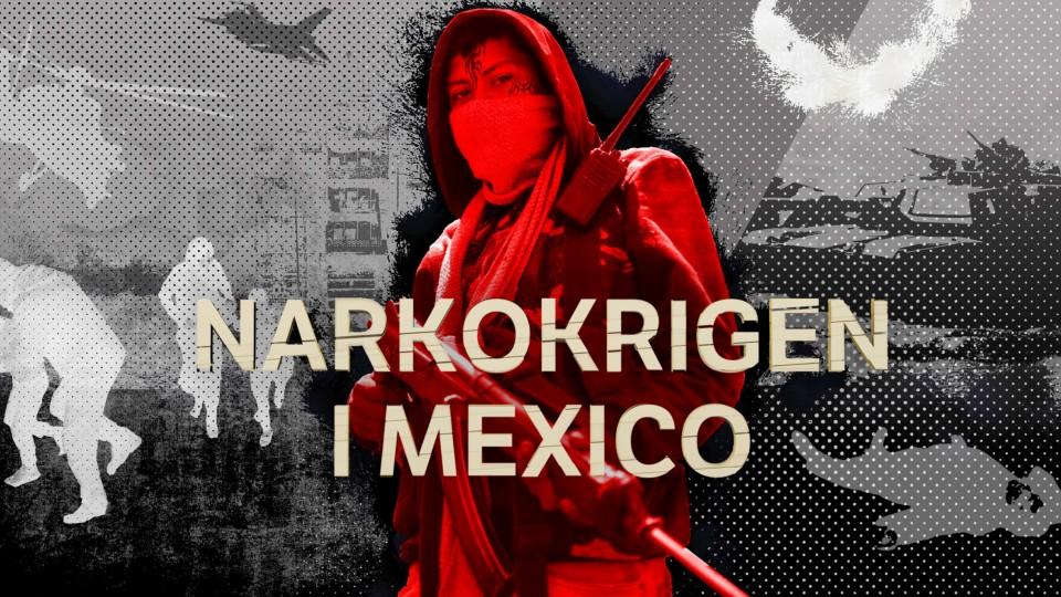 Narkokrigen i Mexico