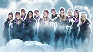 Verdens beste skijenter