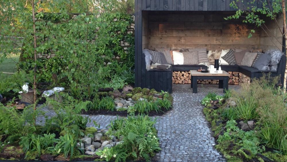 Bygget hage inspirert av bergen   nrk hordaland   lokale nyheter ...