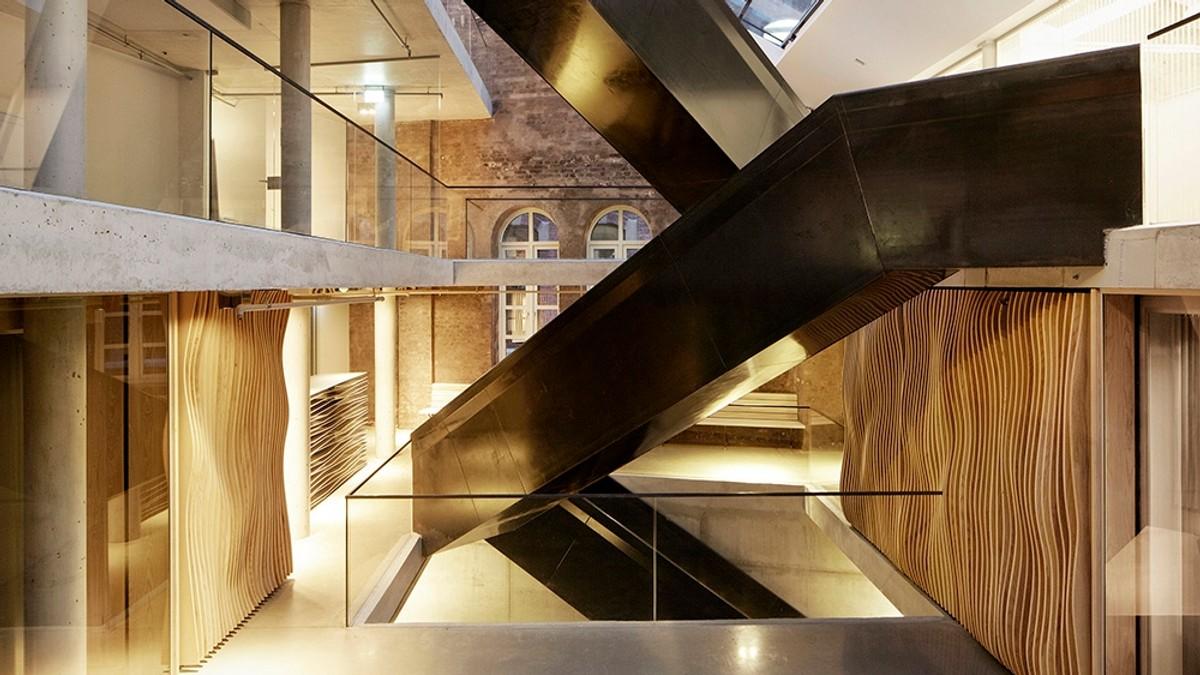Vinner av oslo bys arkitekturpris nrk stlandssendingen for Spaces architecture studio delhi