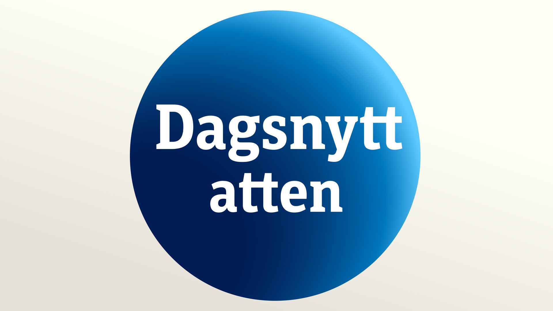 22.12.2017 Dagsnytt Atten