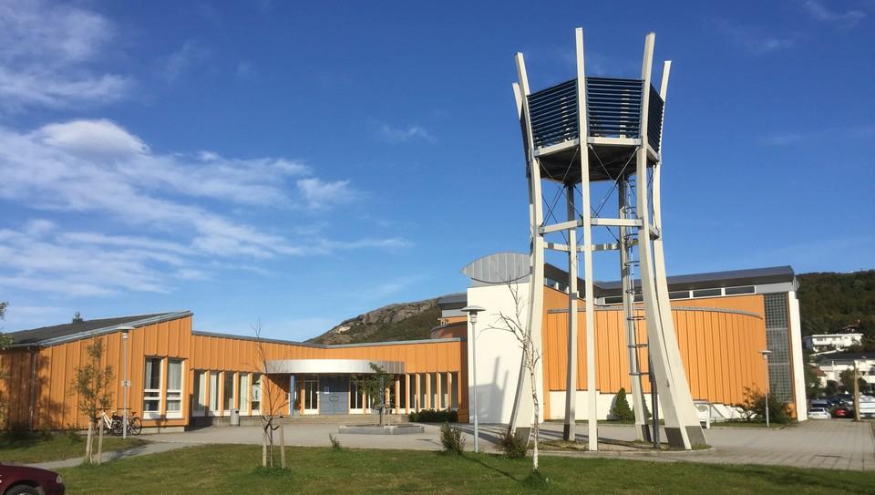 Gudstjeneste fra Rønvik kirke
