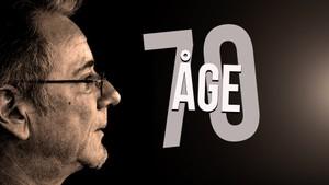 Åge Aleksandersen 70 år