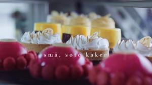 Små, søte kaker