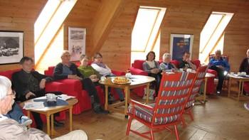 Sametingets folkemøte i Tysfjord