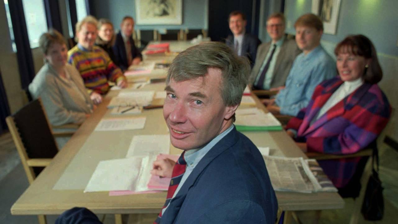 1992 AV RUNE GERHARDSEN OG BYRÅDET I OSLO