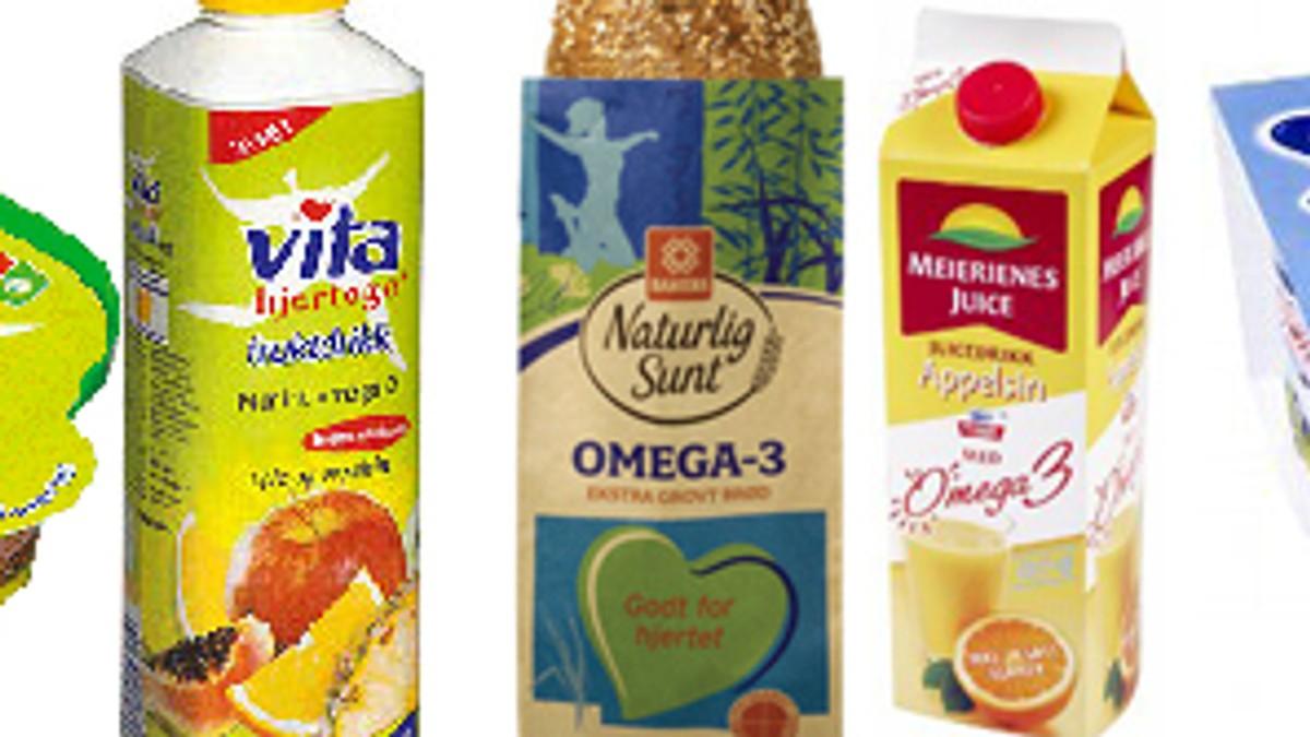 kan man ta for mye omega 3