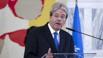 Italias utenriksminister Gentiloni