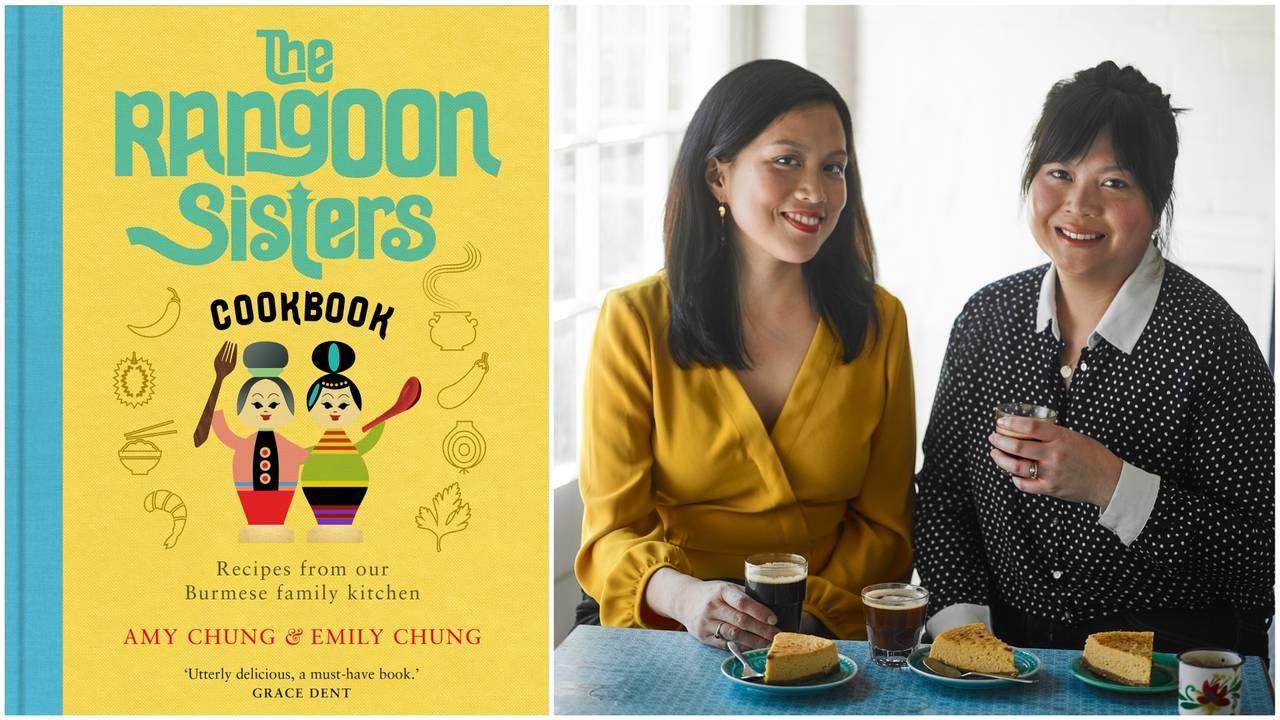 Søstrene Amy Chung og Emily Chung har gitt ut kokeboka