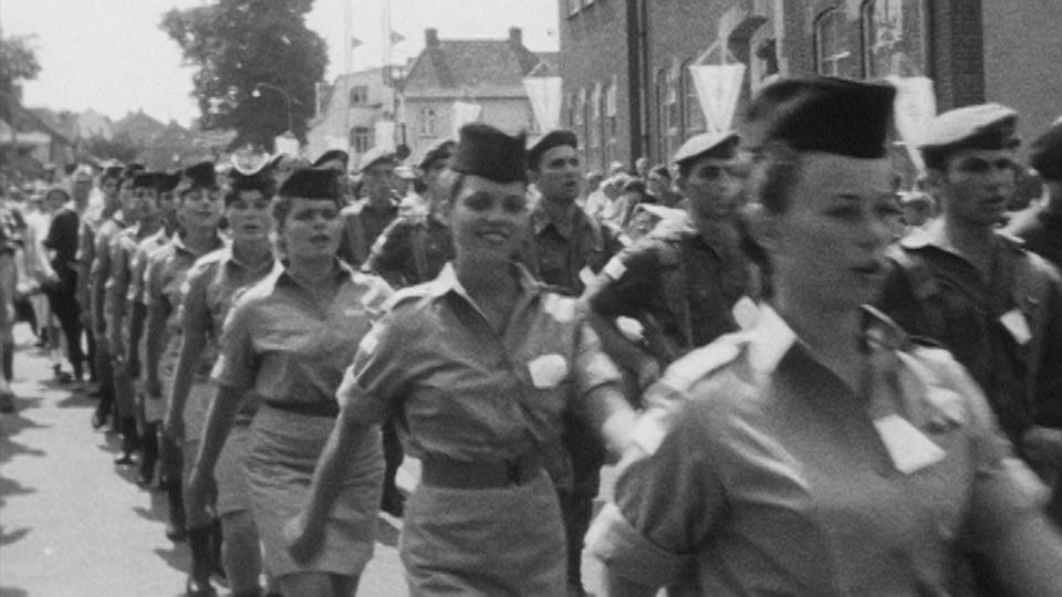 Nijmegenmarsjen 1968