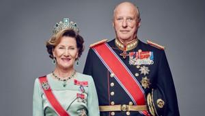 Kongeparet 80 år