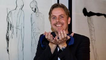 Regissør og dramatiker Tore Vagn Lid